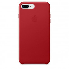 Чехол для iPhone Apple iPhone 8 Plus / 7 Plus Leather RED